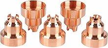 Plasma Cutter Consumables Premium Metal for