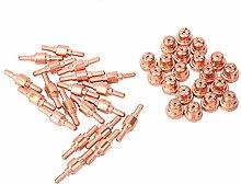 Plasma Cutter Red Copper Material for Pt31/Lgk40