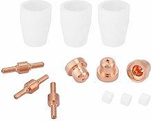 Plasma Cutting Equipment,100Pcs Plasma Cutter Kit