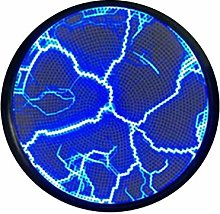 Plasma Disk LED Lighting Pocket Plasma Home Disco