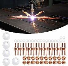 Plasma Tip Nozzle, Wear Plasma Cutter Consumable,
