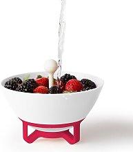Plastic 1L Food Strainer KitchenCraft