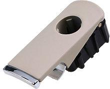 Plastic Car Glove Box Lock Lid Handle With Hole