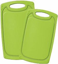 Plastic Chopping Board Set Bella Cucina