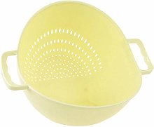 Plastic Colander Sieve Rice Washing Filter