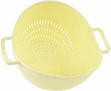 Plastic Colander Sieve Rice Washing Filter