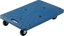 Plastic Dolly Blue