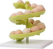 Plastic Egg Run Basket Egg Dispenser Holder for