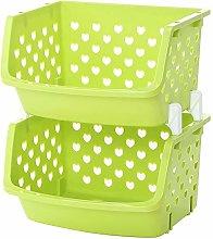 Plastic Fruit Vegetable Basket,Multilayer