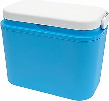 Plastic Insulated Cool Cooler Box with Locking Lid