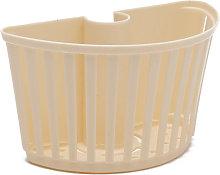Plastic Kitchen Sink Basket - Tube Shaped Storage