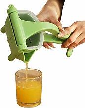 Plastic Manual Juicer Hand Press Fruit Lemon
