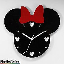 Plastic Online Ltd Minnie Mouse Mickey Mouse