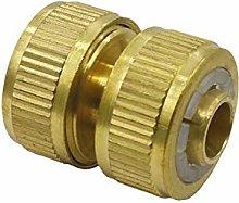 Plastic Pipe 1/2'' Brass Hose Repair