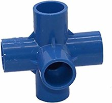 Plastic Pipe 20mm/25mm/32mm PVC Tee Connector