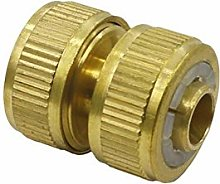 Plastic Pipe Brass 1/2'' Hose Connector