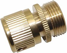 Plastic Pipe Brass Male Thread Water Connector