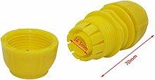 Plastic Tube 50pcs Hose Repair Joiner Extension