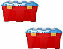 Plastics High Grade 40Lt Large Kids Toy Organiser