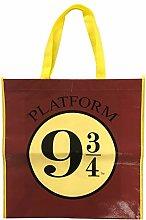 Platform 9 3/4 Reusable Tote/Shopper/School Bag