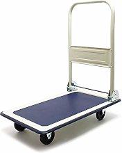 Platform Hand Trolley Truck Sack Cart Flat Bed