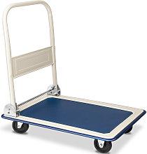 Platform truck cart folding platform trolley truck