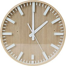 Platinet yestarday Wall Clock, 31.3 cm Diameter,