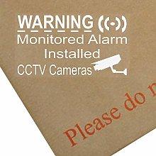 Platinum Place 5 x SMALL 50mm Monitored Alarm