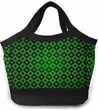 Playing Cards Symbols Green and Black Casino Black