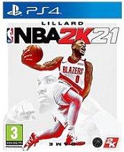 Playstation 4 Nba 2K21