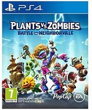 Playstation 4 Plants Vs Zombies: Battle For