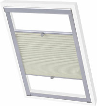 Pleated Blinds CreamP08/408