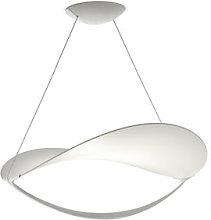 Plena LED Pendant - / Fabric - Ø 70 cm by