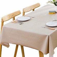 Plenmor Table Cloth Wipeable Tablecloth PVC