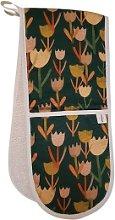 Plewsy - Tulip Double Oven Glove