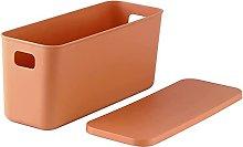 plhzh Storage Box, Narrow Type Household Storage