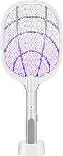 Plifet 2 In 1 Rechargeable Insect Trap Racket