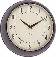 Plint Retro Wall Clock Kitchen Clock Danish Design