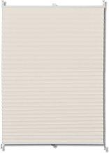 Plisse Blind Cream 60x100cm - Cream