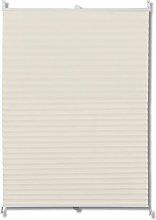 Plisse Blind Cream 90x125cm - Cream