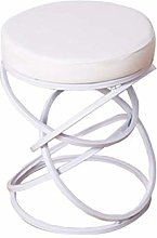 PLLP Bed End Stool,Nordic Round Stool Fashion