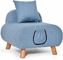 PLLP Bed End Stool,Single Mini Leisure Sofa