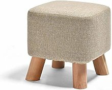 PLLP Bed End Stool,Sofa Solid Wooden Footstool