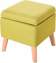 PLLP Bed End Stool,Solid Wood Shoes Bench Living