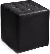 PLLP Bed End Stool,Storage Stool Pu Footstool |