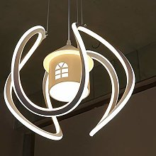 PLLP Chandelier Ceiling Lighting Modern Adjustable