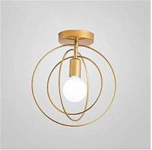 PLLP Chandelier Creative Rotatable Ceiling Light