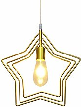 PLLP Lamp Pendant Lights Restaurant Chandelier