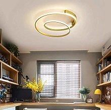 PLLP Led Ceiling Light Modern Dimmable Lighting