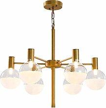 PLLP Mid Century Modern Sputnik Ceiling Light